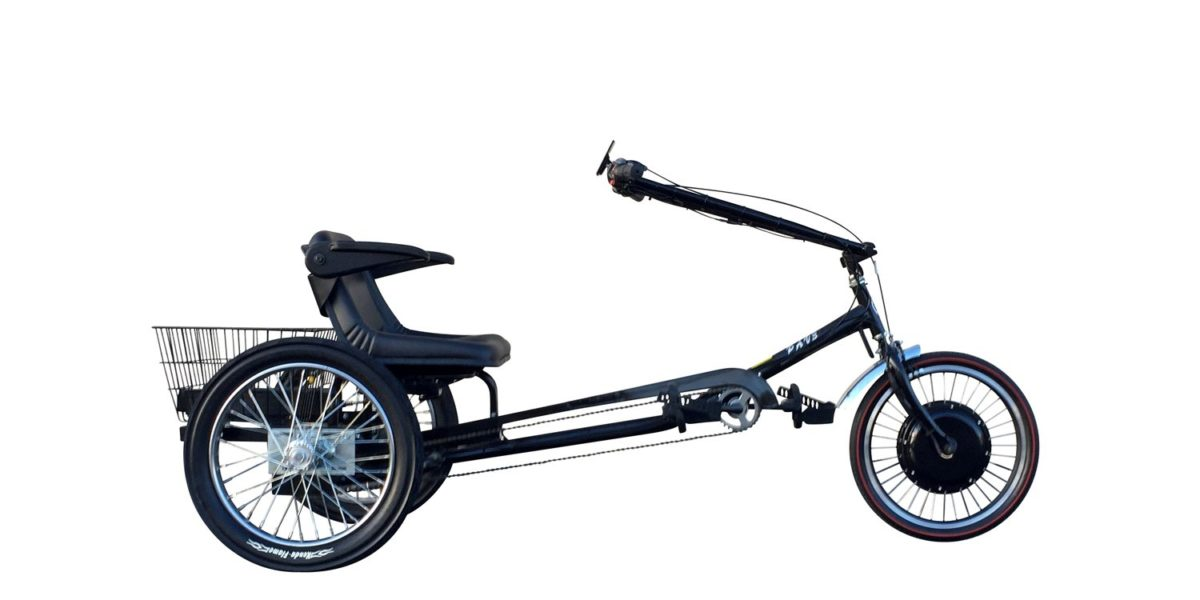 Worksman Cycles Pav3 Stretch Electric Trike Review