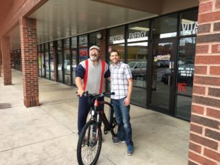 Court And Gary Photo Giveaway Freway Buffalo Ebike