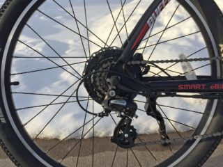 Freway Buffalo 8 Speed Shimano Altus