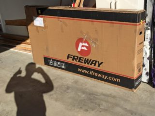 Freway Buffalo Arrived In Box Shipping