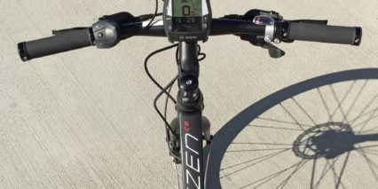 Gazelle Cityzen C8 Hm Bars Brakes Locking Grips