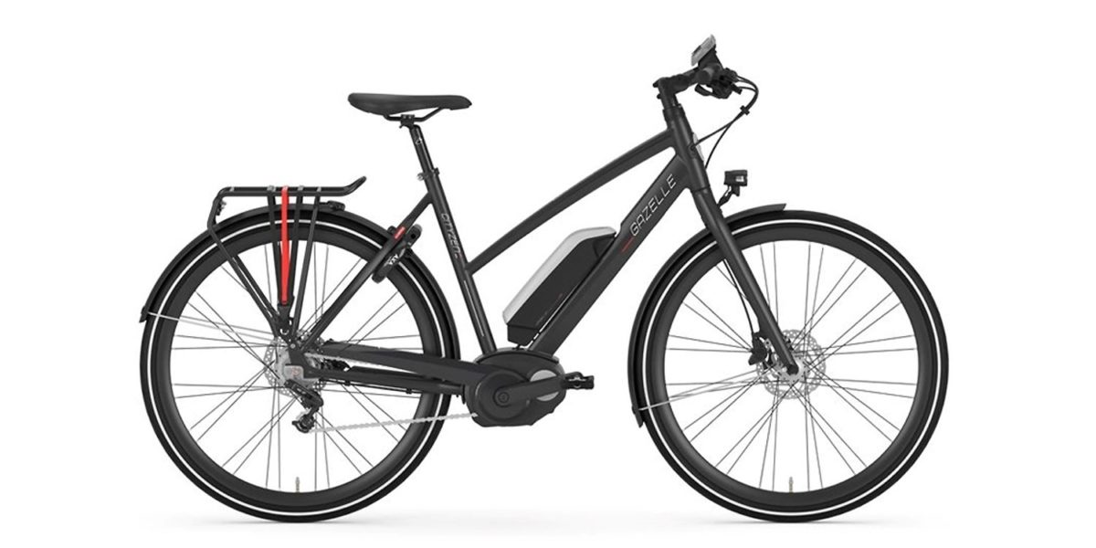 Gazelle Cityzen C8 Hm Electric Bike Review
