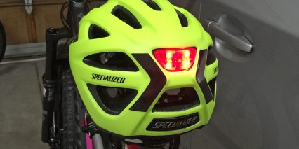 Specialized Centro Led Helmet Light On
