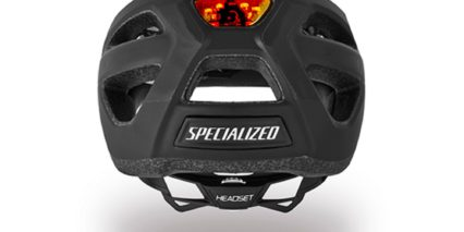 Specialized Centro Led Light Helmet