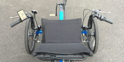 Sun Seeker Eco Tad Bars Lcd Display Seat