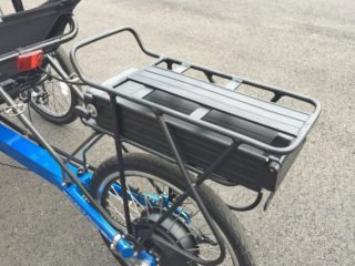 Sun Seeker Eco Tad Removable Rack Mounted Battery 48 Volt