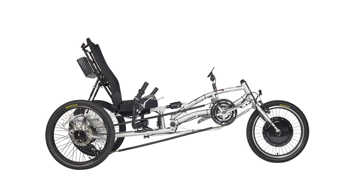 Trike Style Electric Bike Reviews Prices Specs Videos Photos