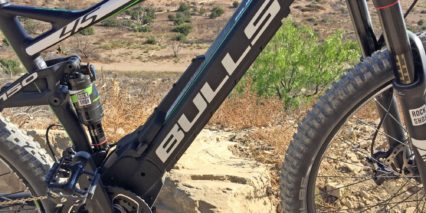 Bulls E Stream Evo 45 Fs Bmz Downtube Battery 37 Volt