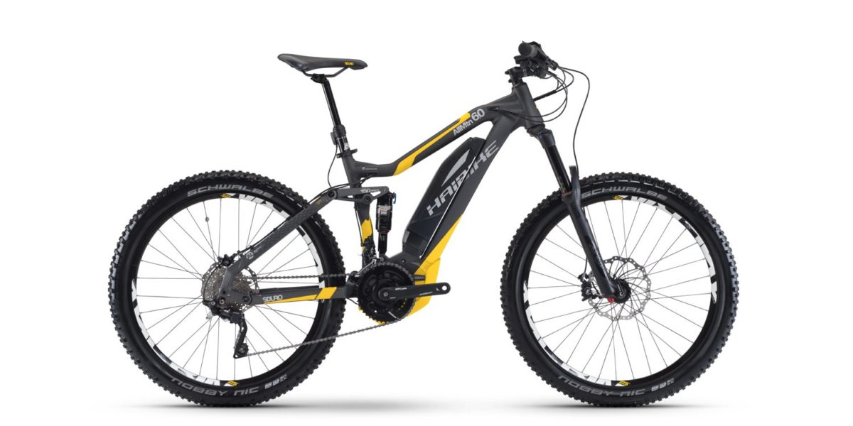 7482dfb3944 Haibike SDURO AllMtn 6.0 Review - Prices, Specs, Videos, Photos