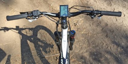 Haibike Sduro Allmtn Plus Removable Lcd Display Panel Yamaha