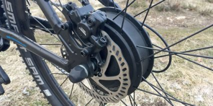 Magnum Peak 160 Mm Rear Hydraulic Disc Brake