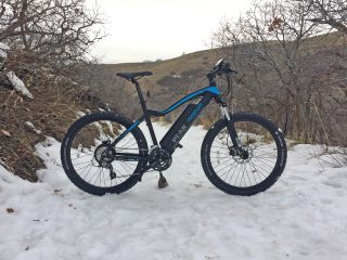 Magnum Peak Electric Mountain Bike