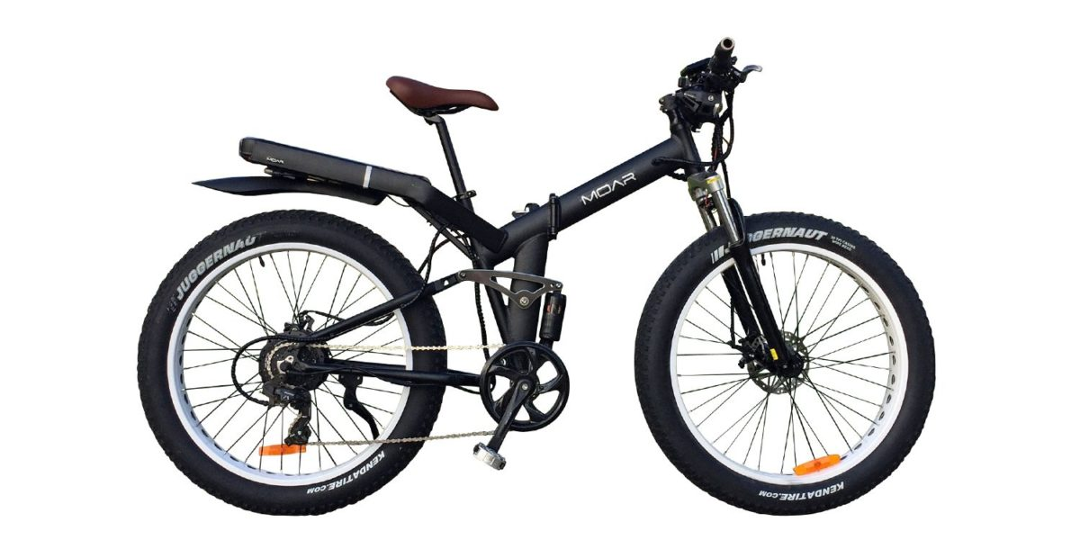 Moar 24 7 Electric Bike Review