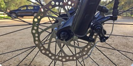Moar 24 7 Tektro Novela Mechanical Disc Brakes 160 Mm