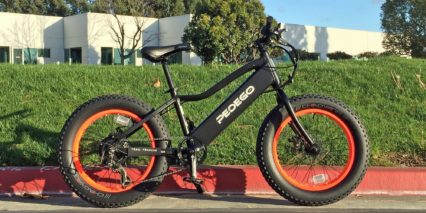 Pedego 20 Trail Tracker
