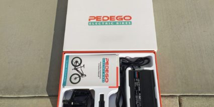 Pedego 24 Trail Tracker Ebike Charger Manual Pedals Touch Up Paint