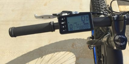 Pedego 24 Trail Tracker Lcd Display With Buttons