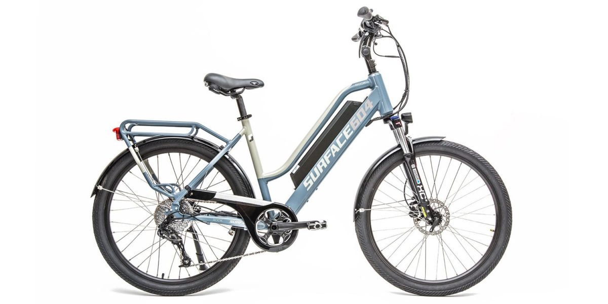 Surface 604 Rook Electric Bike Review