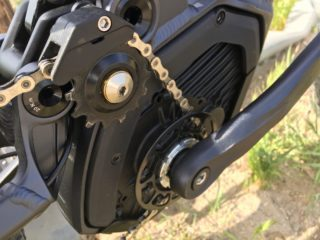 2017 Izip E3 Peak Ds Chain Lift Pulley Guide