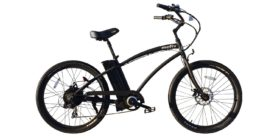 2017 Motiv Spark Electric Bike Review