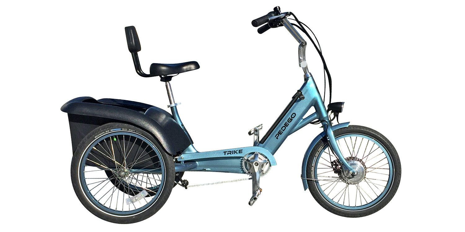 pedego trike review prices specs videos photos. Black Bedroom Furniture Sets. Home Design Ideas