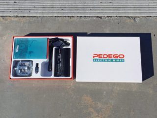 2017 Pedego Trike Manual Charger Pedals Touch Up Paint