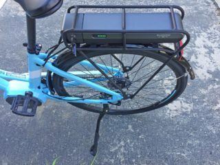 2017 Raleigh Detour Ie 36 Volt Shimano Steps Battery Removable