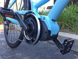 2017 Raleigh Detour Ie Shimano Steps Mid Drive Motor