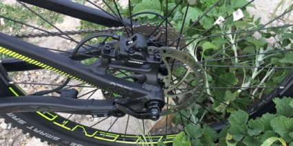 Bulls E Stream Evo Fs 2 27 5 Plus 180 Mm Tektro Hydraulic Disc Brakes