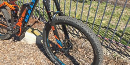 Bulls Six50 Plus E Fs 3 Schwalbe Rocket Ron Tires 650b Plus