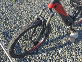 Easy Motion Atom Lynx 4 8 27 5 Fox 34 Rhythem Suspension Fork