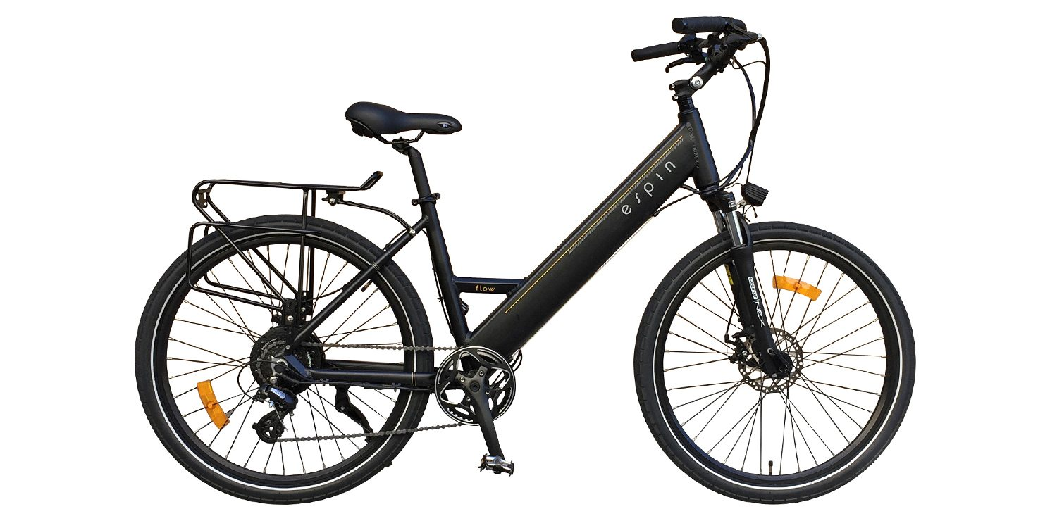 Espin flow review prices specs videos photos for Electric bike motor reviews