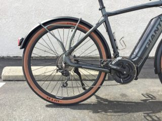 Giant Quick E Plus 20 Speed Shimano Deore Shadow