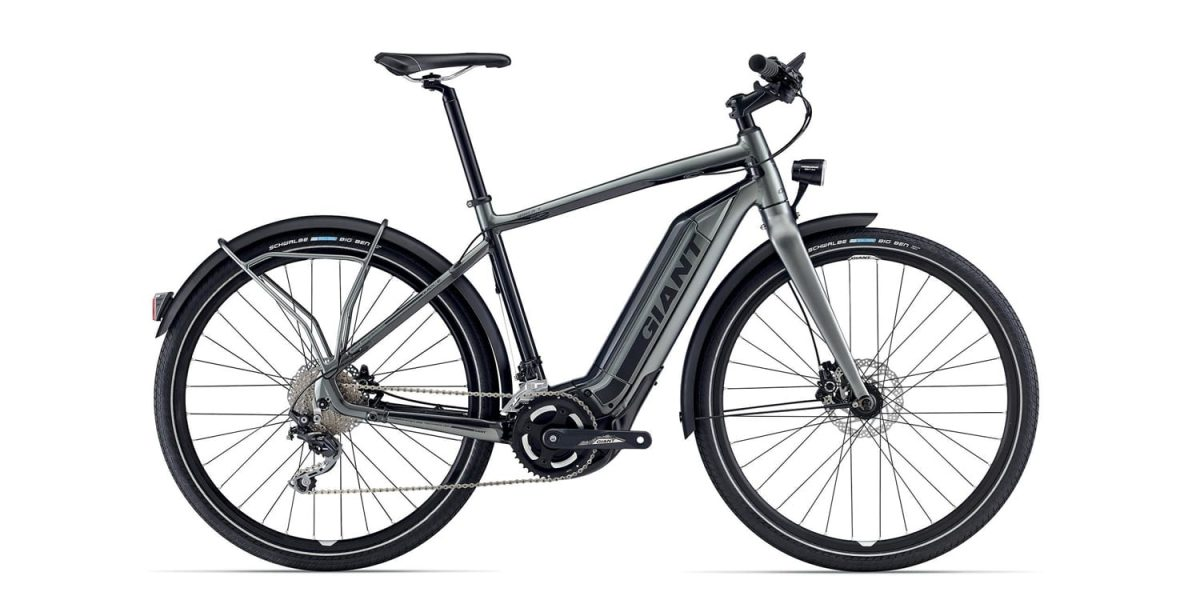 Giant Quick E Plus Electric Bike Review