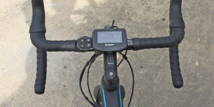 Giant Road E Plus 1 Fixed Backlit Lcd Display