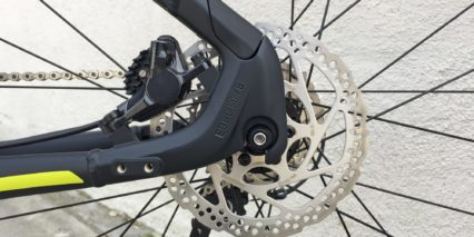 Giant Road E Plus 1 Shimano Hydraulic Disc Brake Rotor 160 Mm