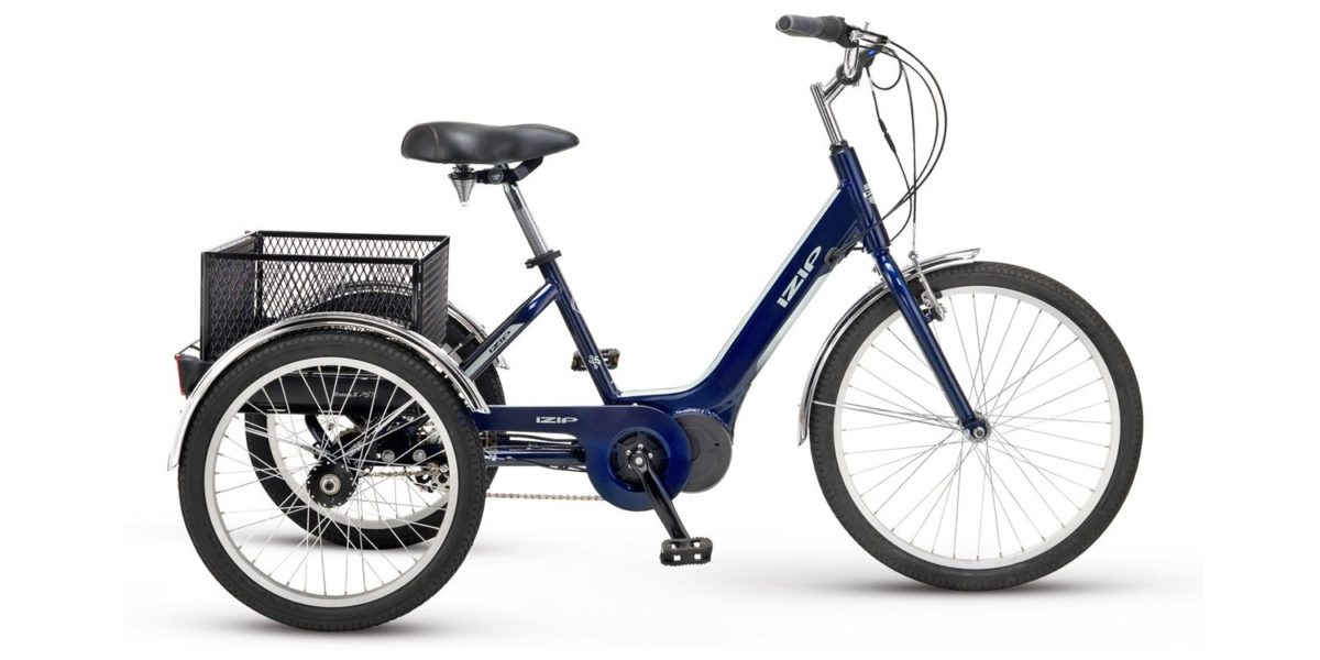 Izip E3 Go Electric Trike Review