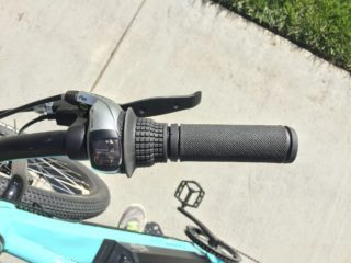 Juiced Bikes Ocean Current Shimano Revo Grip Shifter
