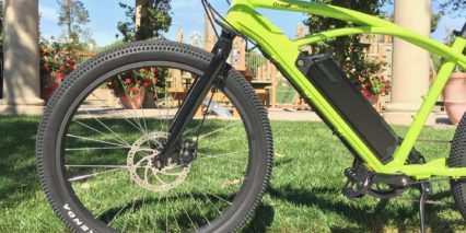 Juiced Bikes Oceancurrent 180 Mm Mechanical Disc Brake