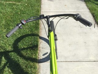 Juiced Bikes Oceancurrent Comfortable Cruiser Handlebar