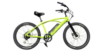 Juiced Bikes Oceancurrent Electric Bike Review