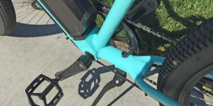 Juiced Bikes Oceancurrent Kickstand Wellgo Platformpedals