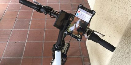 Platinum E Bike 3ond Phone Holder Accessory