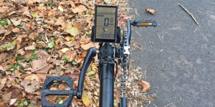 Sun Seeker Fat Tad Cx Fixed Lcd Display Panel Closeup
