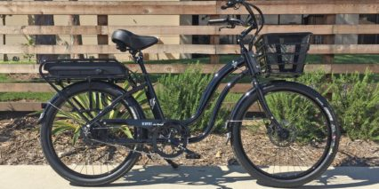 Electric Bike Company Model S