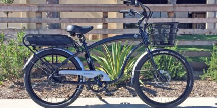 Electric Bike Company Model S Cantilever High Step