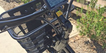 Electric Bike Company Model S Lcd Display With Usb Adjustable Stem