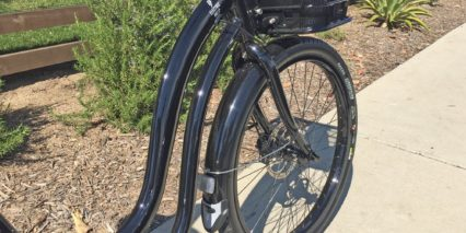 Electric Bike Company Model S Step Thru Womens Frame