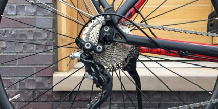 Felt Sport E 85 Hp 10 Speed Shimano Deore Xt With Shadow Plus