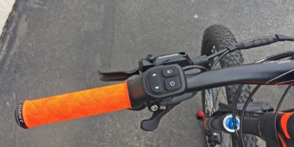 Giant Full E Plus 1 Rubberized Button Pad For Ebike Controls